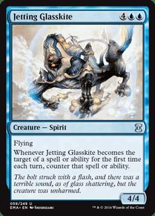Jetting Glasskite