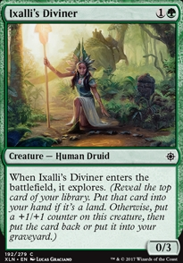 Ixalli's Diviner