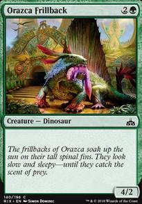 Orazca Frillback