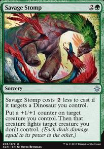 Savage Stomp