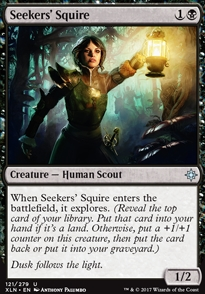 Seekers' Squire