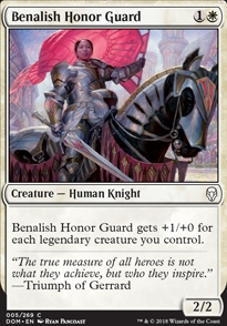 Benalish Honor Guard