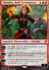 Chandra, Bold Pyromancer