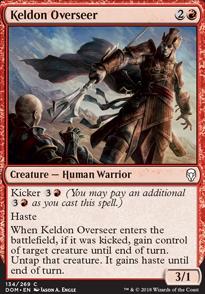 Keldon Overseer