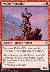 Keldon Warcaller