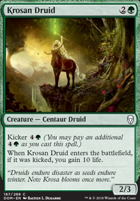 Krosan Druid