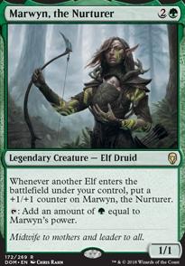 Marwyn, the Nurturer