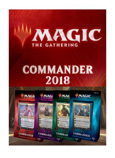 Commander 2019 – Merciless Rage (BR)