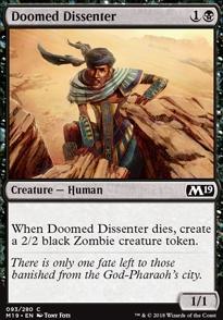 Doomed Dissenter