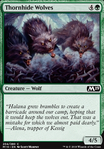 Thornhide Wolves