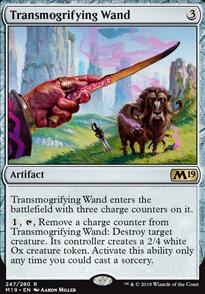 Transmogrifying Wand