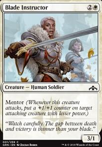 Blade Instructor