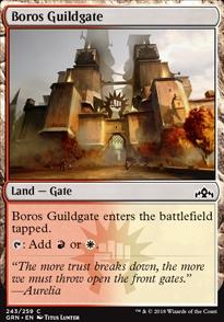 Boros Guildgate (a)