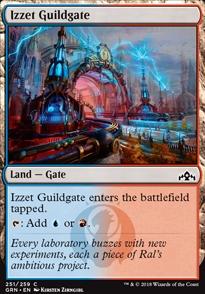 Izzet Guildgate (a)
