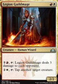Legion Guildmage