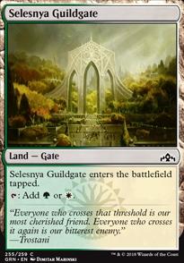 Selesnya Guildgate (a)