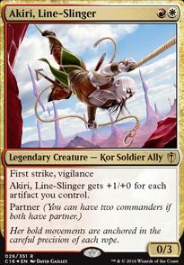 Akiri, Line-Slinger (Foil)