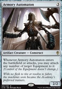 Armory Automaton