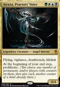 Atraxa, Praetors' Voice (Foil)