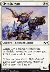 Civic Stalwart