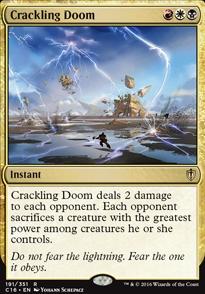 Crackling Doom
