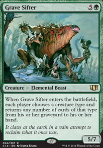 Grave Sifter