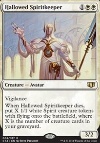 Hallowed Spiritkeeper