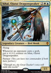 Ishai, Ojutai Dragonspeaker (Foil)