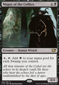 Magus of the Coffers