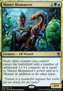 Master Biomancer