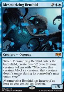 Mesmerizing Benthid