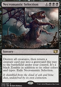 Necromantic Selection