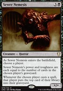 Sewer Nemesis