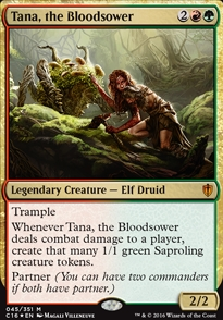 Tana, the Bloodsower (Foil)