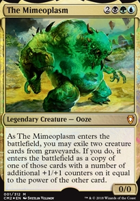 The Mimeoplasm (Foil)