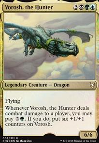 Vorosh, the Hunter (Foil)