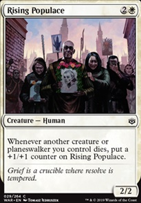 Rising Populace