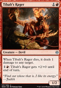 Tibalt's Rager