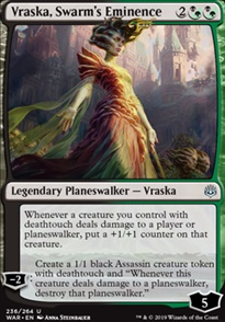 Vraska, Swarm's Eminence