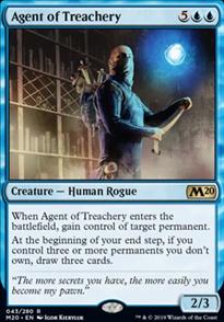 Agent of Treachery