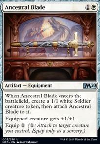 Ancestral Blade